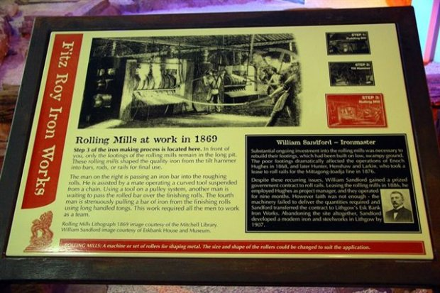 Rolling Mill Panel