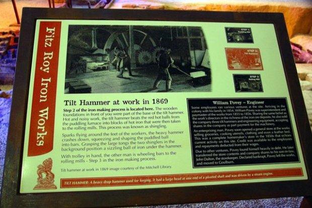 Tilt Hammer Panel