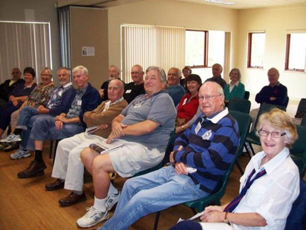 U3A is University of the 3rd Age learning group
