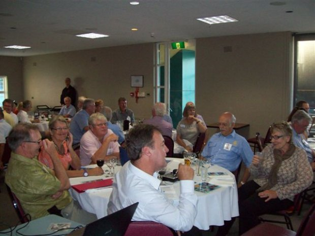 Nelson Bay Rotary. Jan 2013....