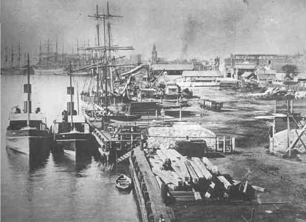 AA company wharf