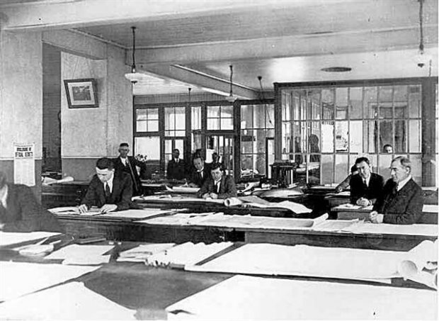 Walsh Island Dockyard Office
