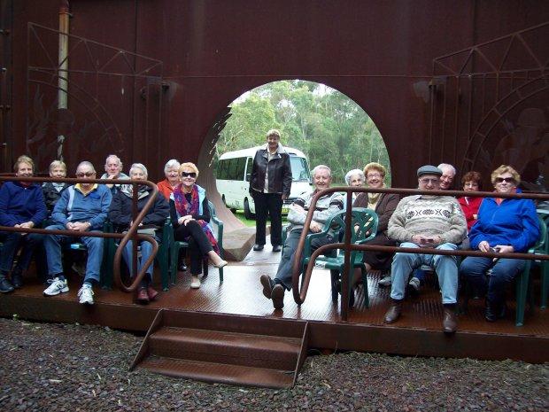 "Sydney Visitors 13.06.2012 Constitution Hill"" Retirement Village, Northmead"