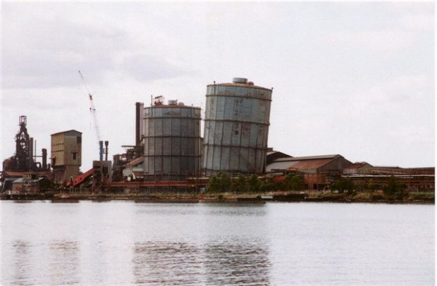 Gas Holders