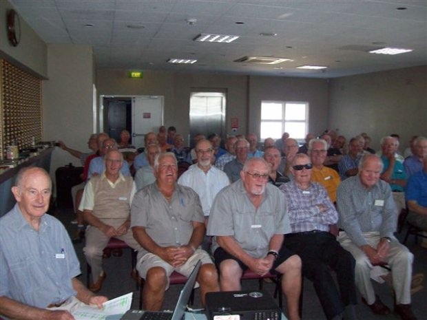 Nelson Bay Probus Club  April 2013