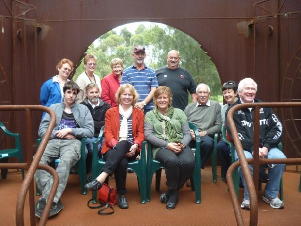 The Morisset Rotary Folk.......