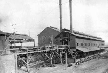 Sulphide Smelter