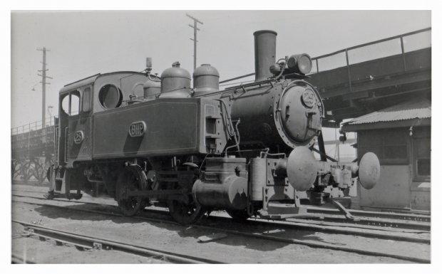Loco 25. June 1938