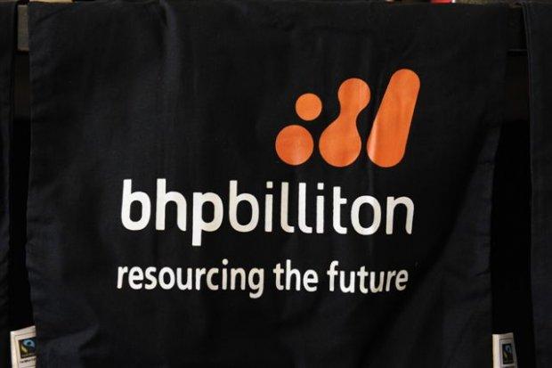 BHP Billiton.