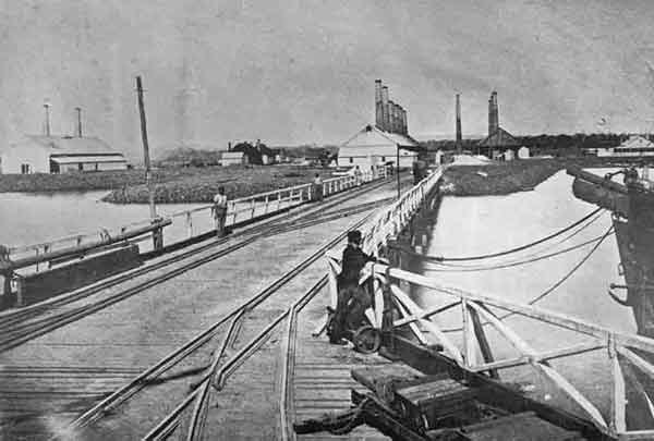 The Hunter River Copper Company, later Wallaroo Copper at Port Waratah operated from 1860's to 1890's.