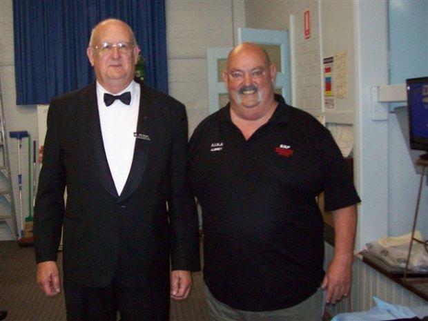 My mate, Big John- ex NEwcastle BHP