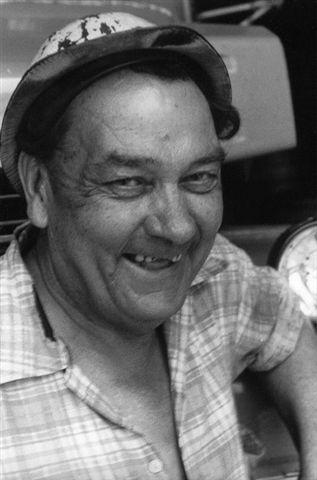 """""""Jumma"""" Jim Brooks. 42 years Service  Newcastle BHP Steel Works."""