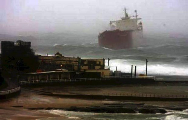 Pasha Bulker in big trouble: