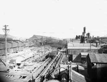 General view of the works