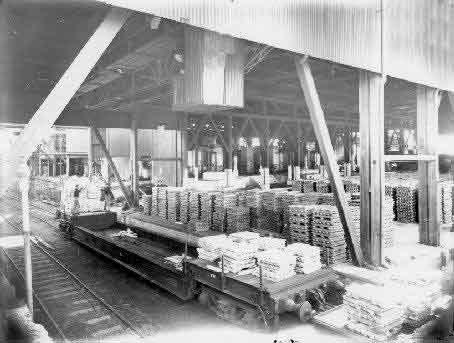 Lead Loading Platform