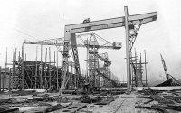 Walsh Island Dockyard Crane