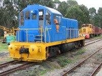 BHP Diesel loco