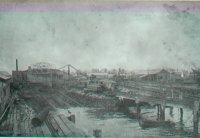 Peter Callen Shipyard near vehicular ferry wharf