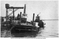 Vehicular Ferry