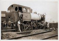 H.K Porter  No 5762 -15 Scrapped 1961